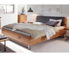Massivholzbett Hasena Oak-Line Wild Bett Cadro