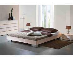 Massivholzbett Bett Amio ohne Kopfteil