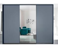 Schwebetürenschrank Schiebetürenschrank Multi Slide mit Spiegel
