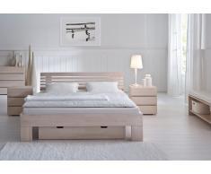 Massivholzbett Bett Stilo