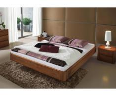 Massivholzbett Bett Cuore ohne Kopfteil
