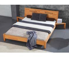 Massivholzbett Bett Samira
