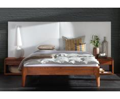 Massivholzbett Hasena Oak-Line Bett Xylo