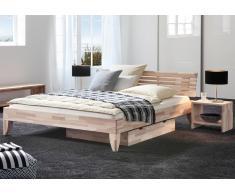 Massivholzbett Bett Lucila