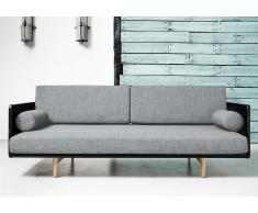 Designer Sofa Devas mit Schlaffunktion