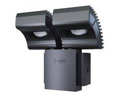 OSRAM NOXLITE LED SPOT 2x8W Wandleuchte B: 18 H: 15 T: 9 cm, grau 4008321981981, EEK: A+. Diese Leuchte enthält eingebaute LED-Lampen. A++ (LED), A+ (LED), A (LED). Die Lampen können in der Leuchte nicht ausgetauscht werden.