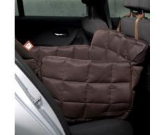 Doctor Bark 1-Sitz Autoschondecke Rücksitz, L: ca. 60x60x70cm, grau
