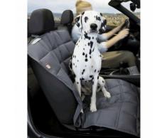 Doctor Bark Autoschondecke Beifahrersitz, ca. 60x50x60cm, grau