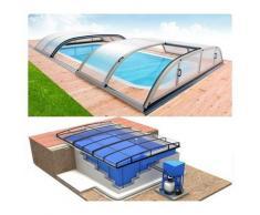 Swimmingpool-Komplettset Quattro Dallas Premium+