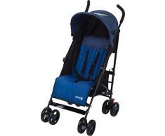 Safety 1st Buggy Rainbow, kompakter und wendiger Kinderwagen, mit mehrfach verstellbarer Rückenlehne und gepolstertem Sitz, leicht und sehr kompakt zusammenfaltbar, blue chic (blau)