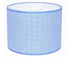 TAFTAN LPS-202 Karierter Klein 3mm Pendelleuchte diameter, 35 cm, in 14 farben verfügbar