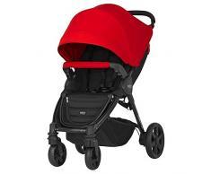 britax-romer 2000023137-Agile/b-motion Canopy Pack Verlängerbares Kinderwagen, Flame Red