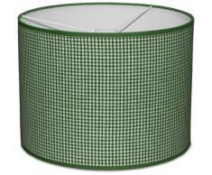 TAFTAN LPS-2014 Karierter Klein 3mm Pendelleuchte diameter, 35 cm, in 14 farben verfügbar