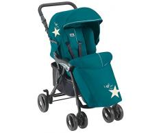CAM der Welt des Kindes art822 Portofino Kinderwagen leicht, petrol