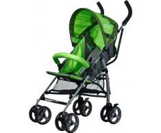 Caretero Alfa, Licht Kinderwagen Buggy, grün