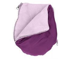 Altabebe AL2801-07 Handmuff-Handschuhe für Kinderwagen, pink/rosa