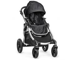 Baby Jogger BJ20410 City Select Kinderwagen zum Zusammenklappen, schwarz