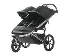 Thule 0872299038527 Kinderwagen / Jogger-Buggy Urban Glide 2, grau