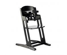 Baby Dan 2638-11-85 Hochstuhl Dan chair, schwarz