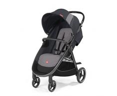 gb Gold Biris Air4, Kinderwagen, Kollektion 2018, silver fox grey