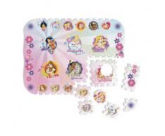 Tatamiz Disney Princess - Baby Teppich Eva Schaum - 12 Platten - Darpèje - TTMZ212