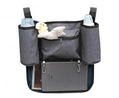 Altabebe AL1000 Rückenlehnentasche für Kinderwagen und Buggys