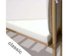 babybay Matratze Classic Cotton für Original, weiß