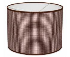 TAFTAN LPS-2015 Karierter Klein 3mm Pendelleuchte diameter, 35 cm, in 14 farben verfügbar
