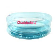 Badabulle B019602 Aufblaßbare Badewanne, blau