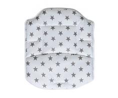 Schardt 13 012 00 00 1/723 Sitzkissen Hochstuhl Best Big Stars grey