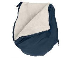 Altabebe AL2801-31 Handmuff-Handschuhe für Kinderwagen, blau