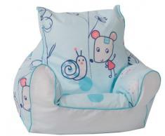 Knorr-baby 450106 - Kinder-Sitzsack - Blue Animals