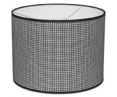 TAFTAN LPS-2013 Karierter Klein 3mm Pendelleuchte diameter, 35 cm, in 14 farben verfügbar