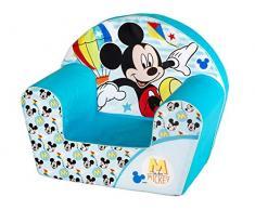 Lulabi Mickey Simply Kindersessel, Hellblau, 3,8 kg