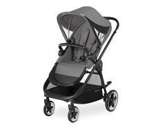 Cybex Gold Iris M-Air, Kinderwagen, Kollektion 2018, manhattan grey