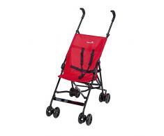 Safety 1st Peps Buggy, wendiger Kinderwagen nutzbar ab 6 Monate bis max. 15 kg, kompakt zusammenfaltbar, mit Feststellbremse und 5-Punkt-Gurt, Leichtgewicht mit nur 4,5 kg, rot
