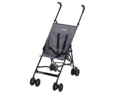 Safety 1st Peps Buggy, wendiger Kinderwagen nutzbar ab 6 Monate bis max. 15 kg, kompakt zusammenfaltbar, mit Feststellbremse und 5-Punkt-Gurt, wiegt nur 4,5 kg, black chic