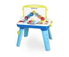 Baby Einstein, Curiosity Table Spieltisch mit 65 Melodien, abnehmbaren Füßen, Lichtern, Zahnrädern und vielem mehr