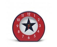 Penny Scallan Uhr für den Nachttisch Navy Star