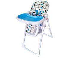 Bebe Style HL62BLUE Kinderhochstuhl, blau