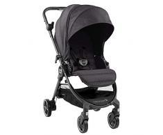 Baby Jogger City Tour LUX Kinderwagen   kompakt, leicht, zusammenklappbar und tragbar   Granite (dunkelgrau)