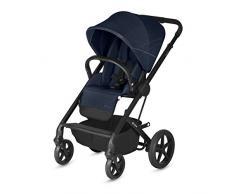 CYBEX Gold Kinderwagen Balios S, Ab Geburt bis 17 kg (ca. 4 Jahre), Denim Blue