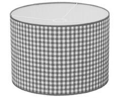 TAFTAN LPS-2110 Karierter Gross 7mm Pendelleuchte diameter, 35 cm, in 14 farben verfügbar