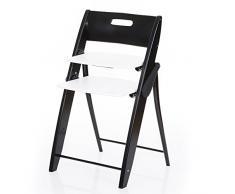 ABC Design 1110506 Hochstuhl, schwarz
