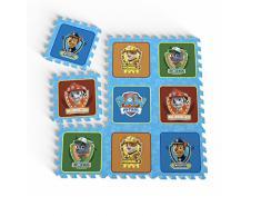 Tatamiz Paw Patrol - Baby Teppich - EVA Schaum - 9 Platten - Darpèje - TTMZ210