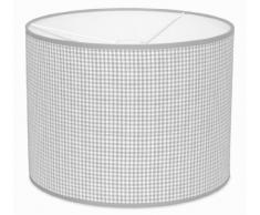 TAFTAN LPS-2010 Karierter Klein 3mm Pendelleuchte diameter, 35 cm, in 14 farben verfügbar