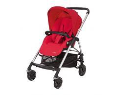 Bébé Confort - Mya verstellbarer Wagen aus Buggy, Kinderwagen und Babyschale, Gruppe 0+ Kinderwagen Vivid Red