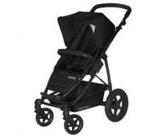 Koelstra 7003582 Mambo Daily inklusive Einkaufskorb, Kinderwagen, textil grau