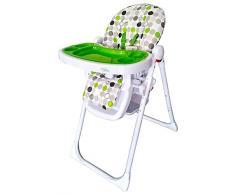 Bebe Style HL62GREEN Kinderhochstuhl, grün