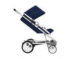 Seed Pli Plus Kombikinderwagen (Geburt - 3 Jahre, bis 17 kg), Kollektion 2018, blue